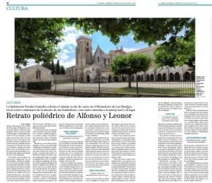 El Correo de Burgos 090714