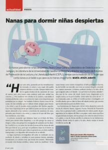 14 062016 Nanas para dormir niñas despiertas